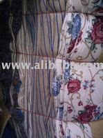 Recovered Textiles from Furniture & Mattresses