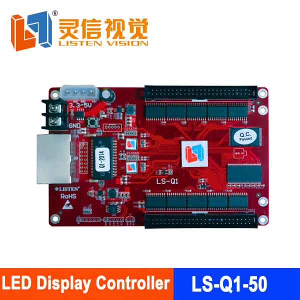 Easy Operation led large sreen display