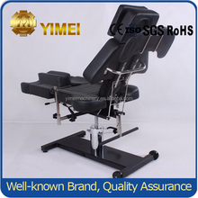 Hydraulic Adjustable Facial Table Bed Chair Tattoo Beauty Barber Salon Equipment YM3603
