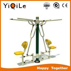 2015 training equipment chest exercise equipment in garden