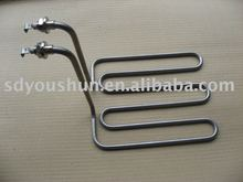 tubular heating element for fryers
