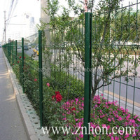 good steel nature capacity safety fencing Single Wire Welded Mesh Fencing