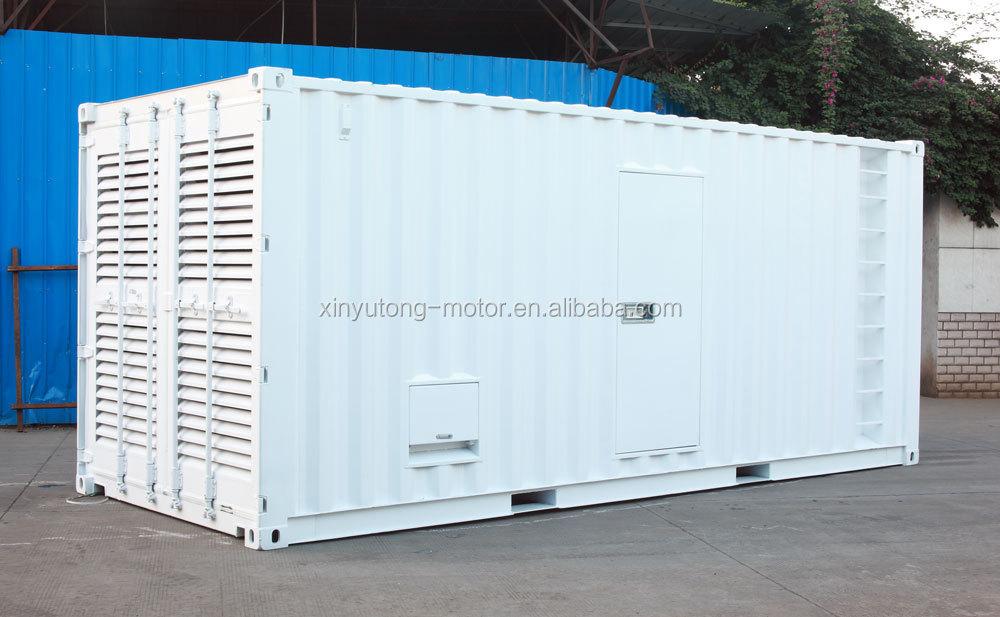 25kva Waterproof Home Used Silent Type Diesel Generator