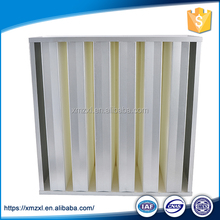 HVAC Air Conditioning Cardboard Antibacterial Filter For Air Conditioner
