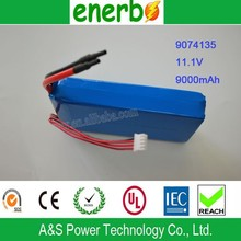 High Power Hunger Promotion 11.1V RC Lipo Vrla Battery 9ah 9074135 New Products on China Market