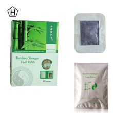 New fashionable stylish korean detox foot patches patch korea kinoki Manufacturer