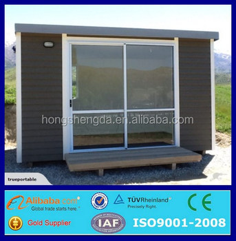prefab cheap sandwich panel insulated portable cabins