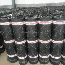 High quality asphalt waterproof felt bitumen waterproof membrane