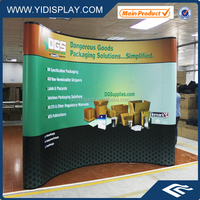 Exhibition Custom LCD TV Stand Stand Design
