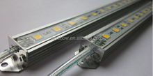 waterproof rigid led strip/12 volt led rigid strip lights/24v 5050 led rigid bar