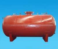 Kerosene oil storage tank