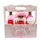 Beautiful skin care products,basket packs bath and body works lotion gifts set