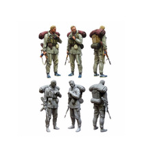ICTI Approved Factory OEM Project Plastic resin model kit figures