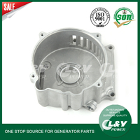 GX160/2900H/168F High Quality Crankcase Cover (HIGH) Fit For Gasoline Generator Spare Parts