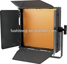 Led studio photographic lighting for video shooting for film and tv production