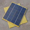 2015 New Arrival A Grade Polysilicon 5W 6 Volt Solar Panel With Epoxy