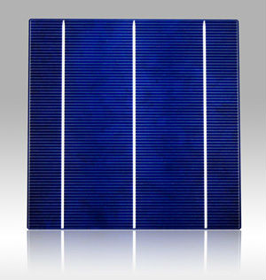 Bluesun Solar good price and germany standard mono and poly solar cells 156x156 for sale