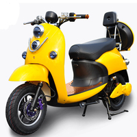 48V Classic Design Eec Certification Electric Motorcycle