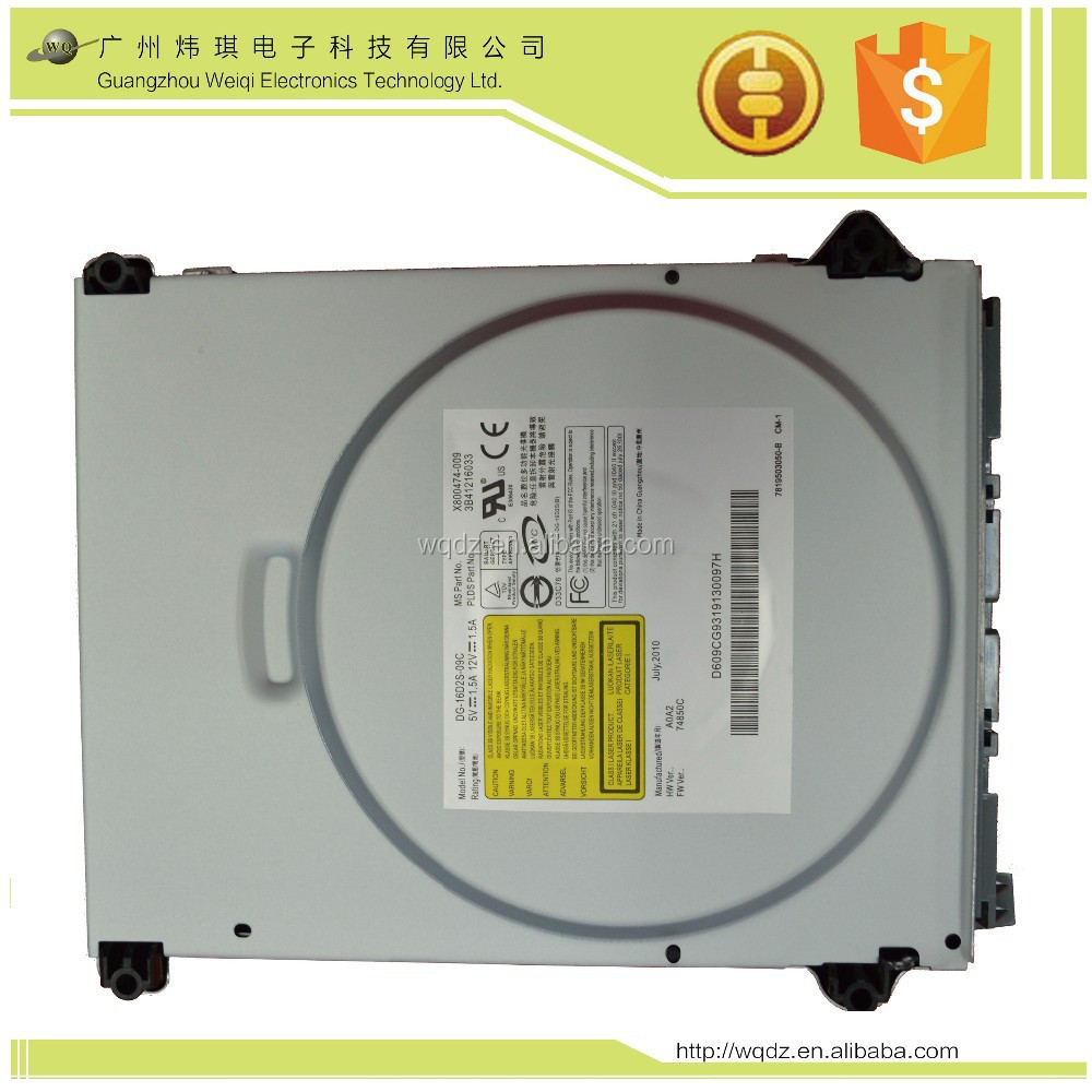 for XBOX360 Lite-On 74850C DVD Drive