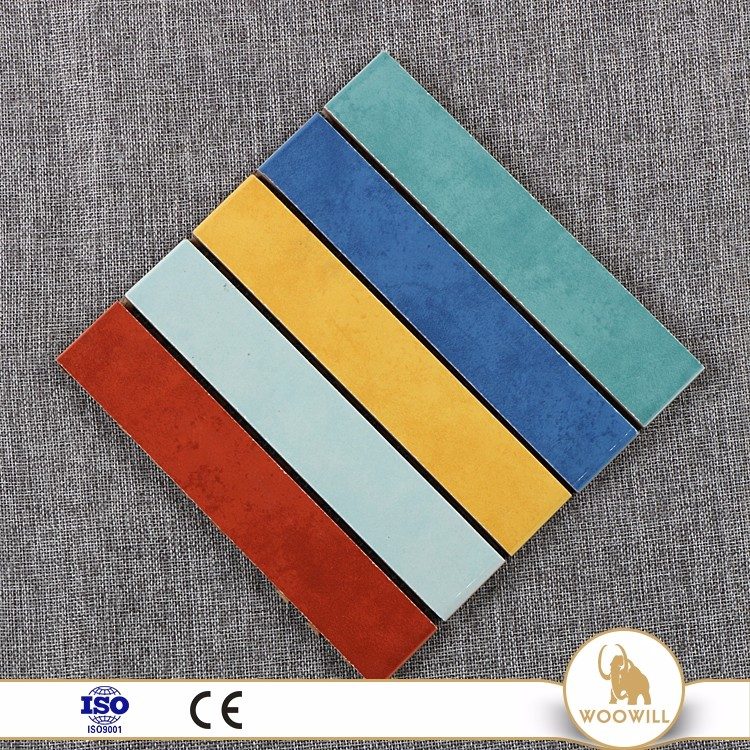 Store cheap decoration design bathroom colorful mirror mosaic tile sheet