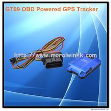 OBD II POWERED GPS CAR TRACKER GT09 gps tracking system