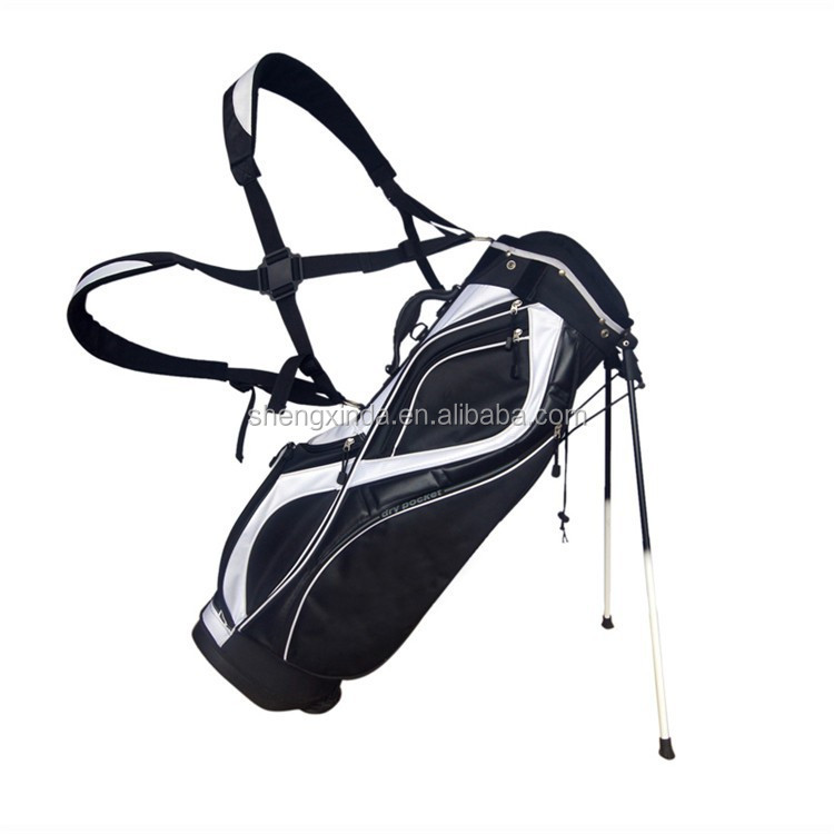 GBS-105 Design Portable Golf Stand Bag for Promotion used
