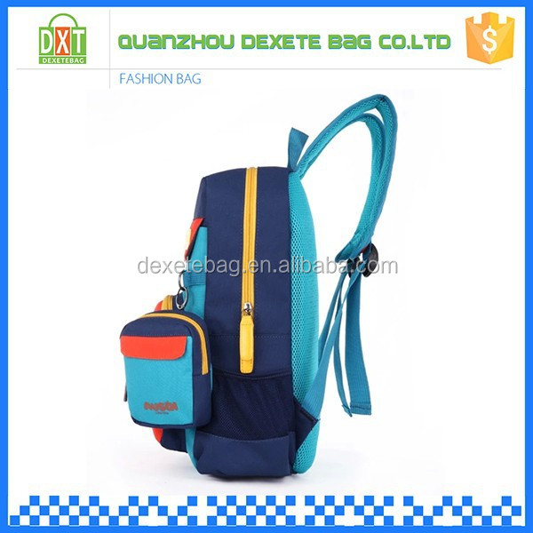 Custom junior high school students trendy school bags for teenagers