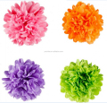 Romantic Wedding Decorative Tissue Paper Flower Balls