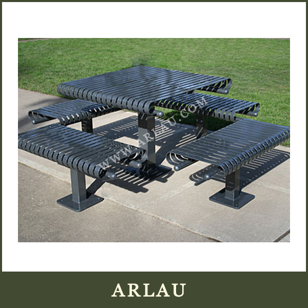 (TB116) Arlau Outdoor Picnic Table And Bench,Modern Design Coffee Table,Outdoor Table Chairs Set
