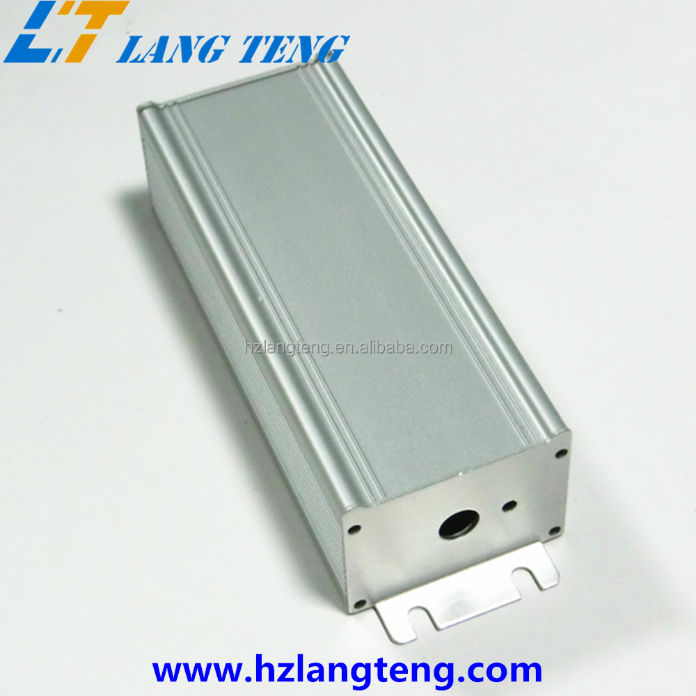 OEM Aluminum Extrusion Enclosure for DC to AC Power Inverter