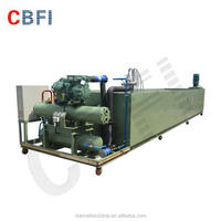 15 tons large block ice machine price for fishery,vegetables