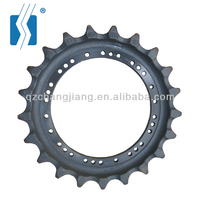 low price high quality Kobelco SK200-8 sprocket rim undercarriage partrs