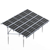 1MW Renewable Energy Solar Ground Mounting