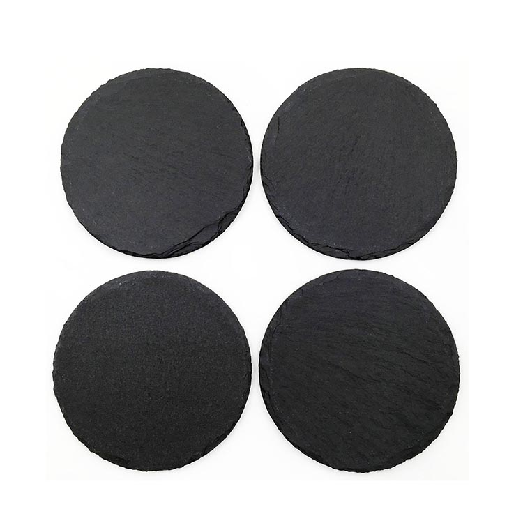 New Product Fashionable Slate Marble Coasters