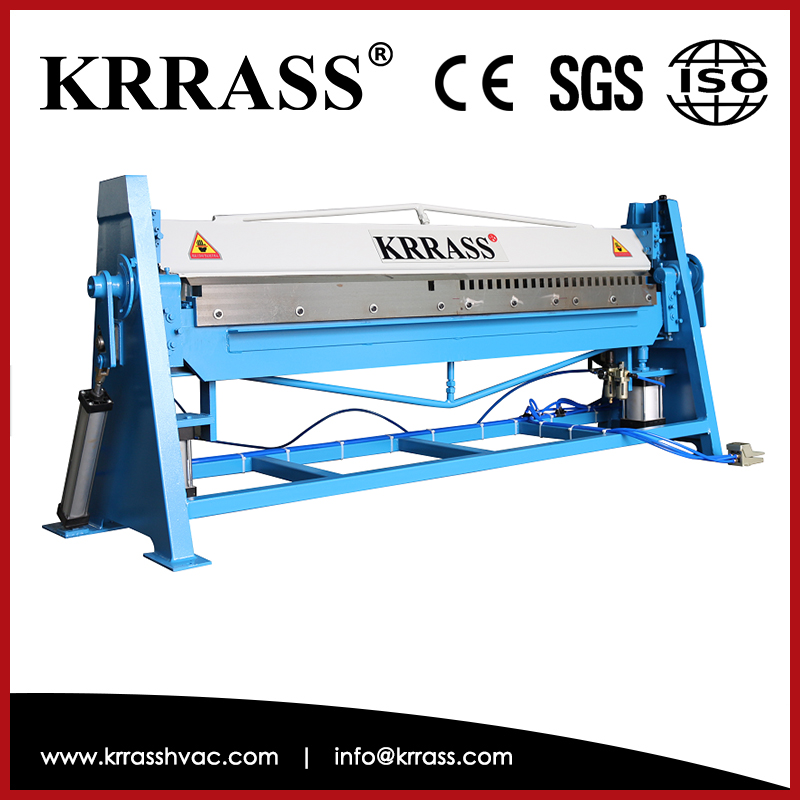 Best value 2 Meters Tdf Pneumatic sheet metal folding machine