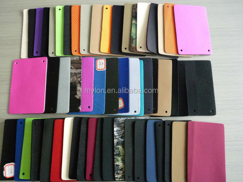Neoprene Coated Nylon Fabric/Neoprene Nylon Fabric