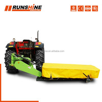 CE & ISO 9001 approved 2015 Europe popular factory direct field grass straw cutting machine