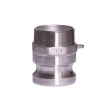 Top mechanical coupling type F fire couplings