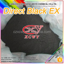 Direct Black EX,C.I.Direct black 38,Direct dyes black for cotton