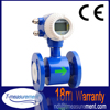 Easy operation magnetic flow meter batch control flowmeter