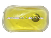 Artborne Yellow Color Kitchen Metal Hot Pad(CE Approved)