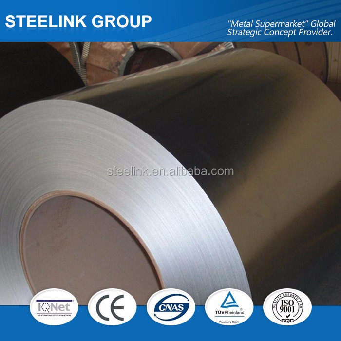 Galvanized Steel Coil for Sandwich Panels