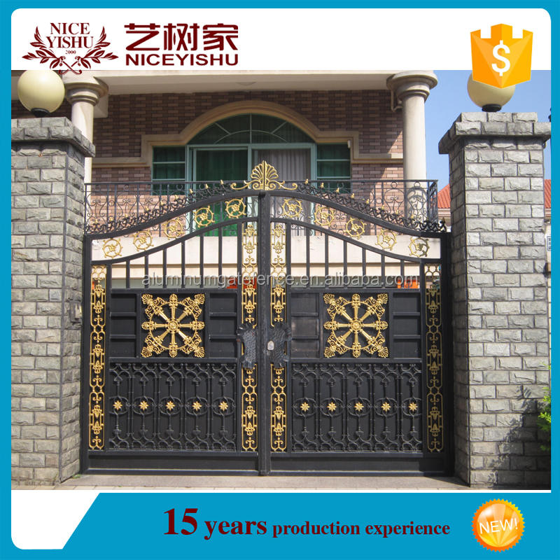 factory price indian house main gate design,modern style indian house main gate design