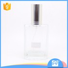 A2050-50ML Glass material no color dubai perfume bottles made in China