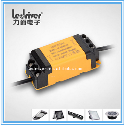 Plastic Case Led Driver 300ma Constant Current Led Power Supply 10w High Quality Led Driver