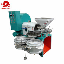 Dachang Company How To Make Olive Oil with Screw Oil Press Machine