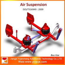 China Factory Leaf Spring Bus Suspension System