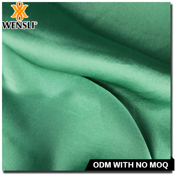 african raw silk george fabric New style Fashion 100% solid fabric for Sleepwear
