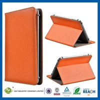 Customized Designs felt leather case for ipad mini 2