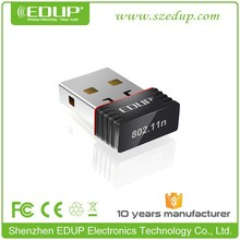 Good factory of 150mbps mini usb wireless wifi network card, ralink usb wifi adapter antenna